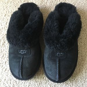 Ugg Slippers Coquette Cozy Black
